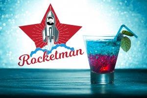 The Rocket Man Cocktail